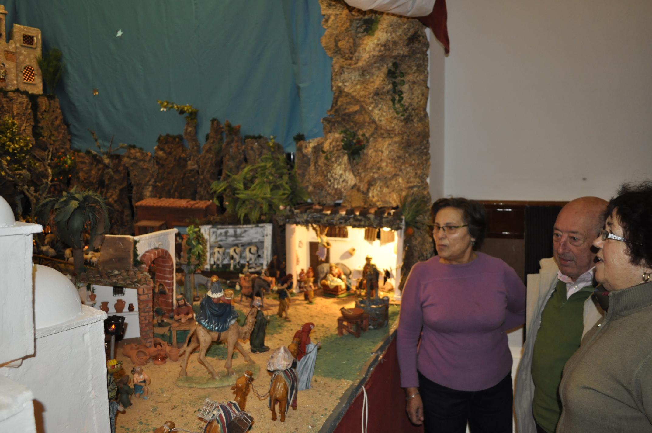 Ya huele a Navidad en Monesterio