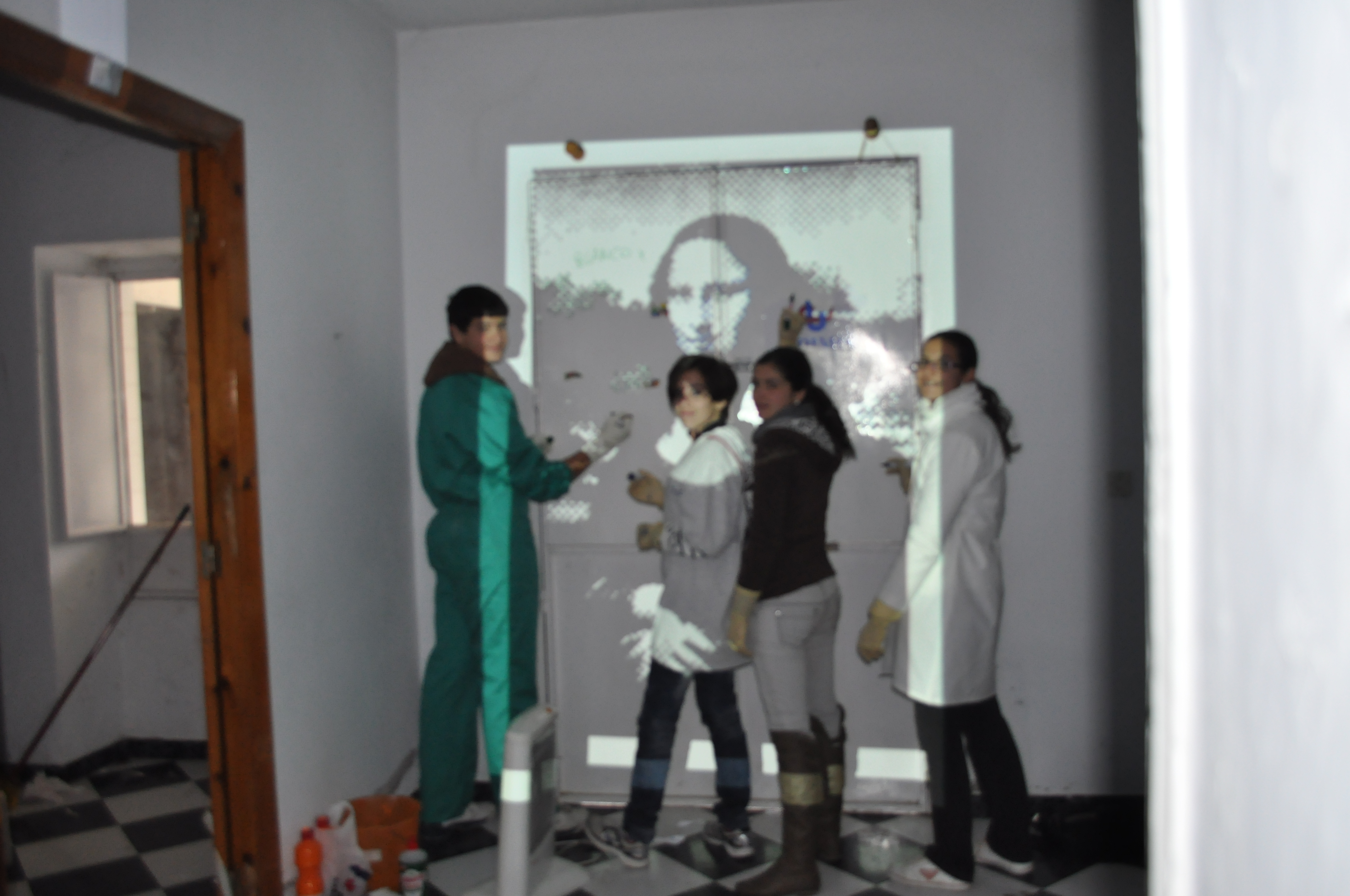 El contenedor de arte ya es una realidad