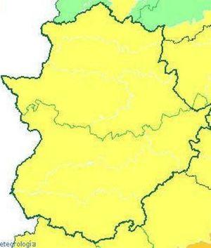 Se activa nuevamente la alerta de color amarillo por altas temperaturas en toda la región